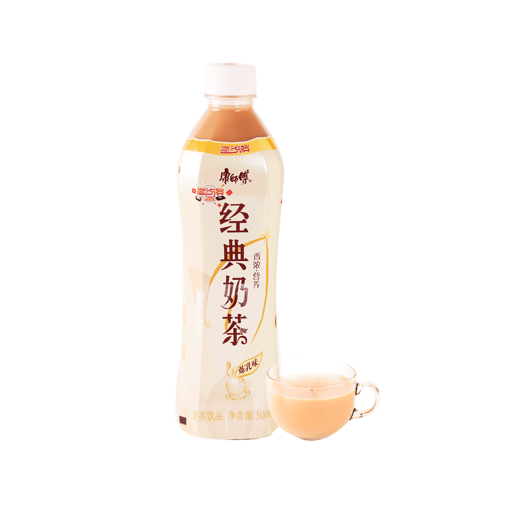 Kangshifu Classic Milk Tea - 500ml Snackoo