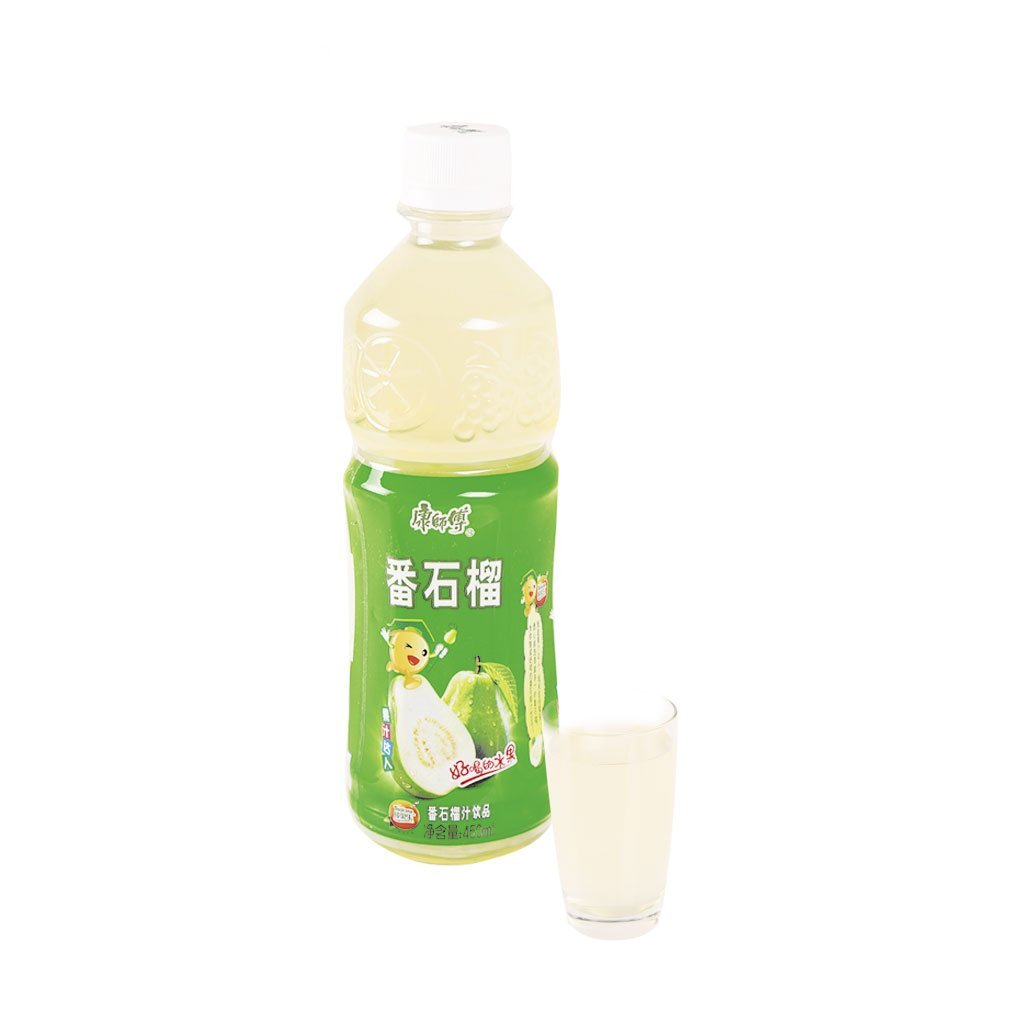 Kangshifu Guava Drink - 450ml Snackoo