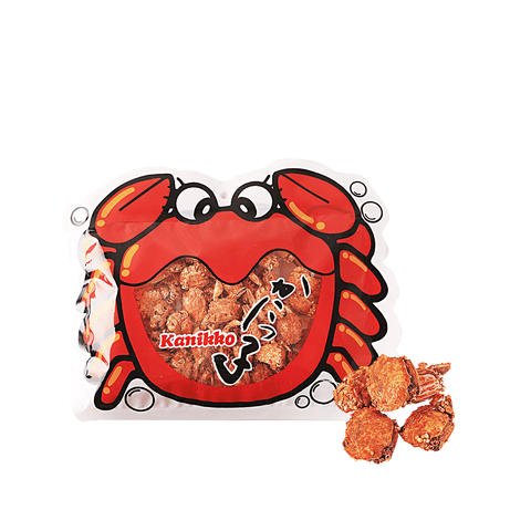 Kanikko Roasted Crab - 90g Snackoo