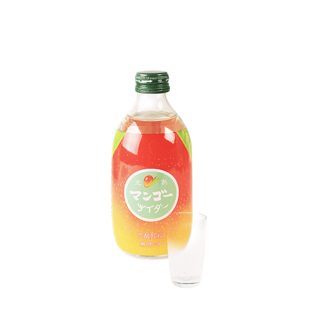Kanjuku Mango Soda - 300ml Snackoo