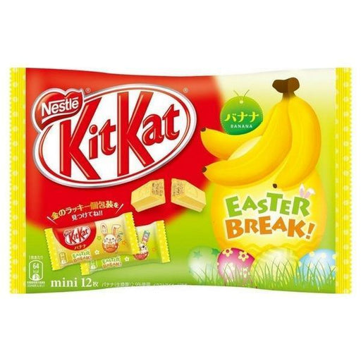 Kit Kat Mini Easter Limited Banana Flavor-11.6g Snackoo