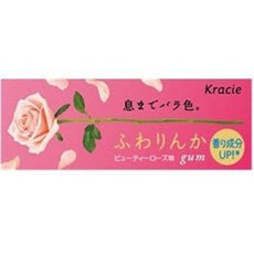 [Kracie] Fluffy ginkgo gum beauty rose 6 capsules Snackoo
