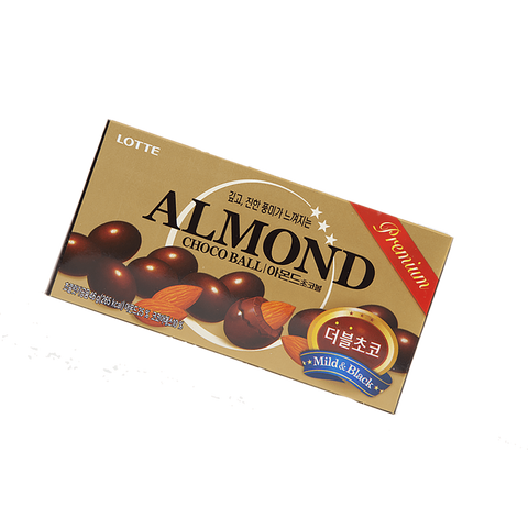 LOTTE Almond Choco Ball - 46g Snackoo