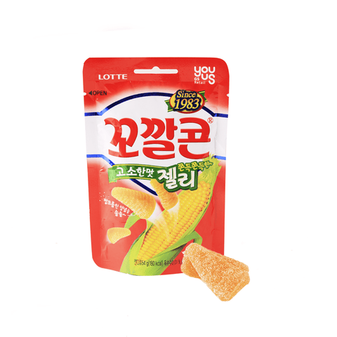 Lotte Candy Corn - 54g Snackoo