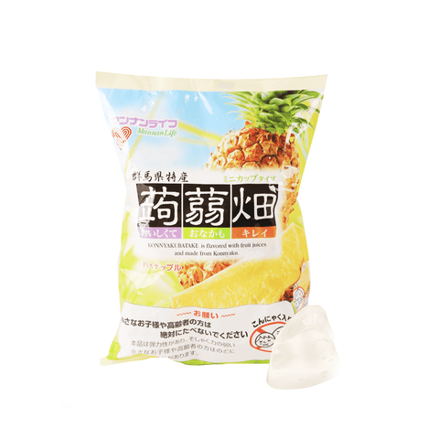 Mannan Pineapple Jelly - 12 PCS Snackoo