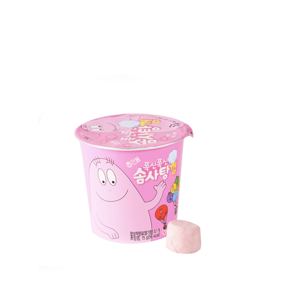 Marshmallow Chewing Gum - 15g Snackoo