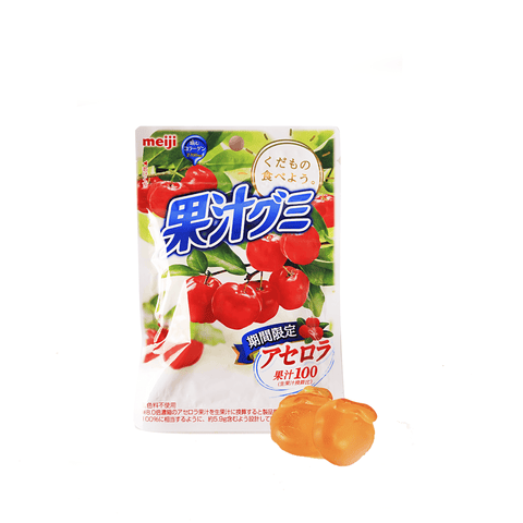Meiji Apple Gummy - 47g Snackoo