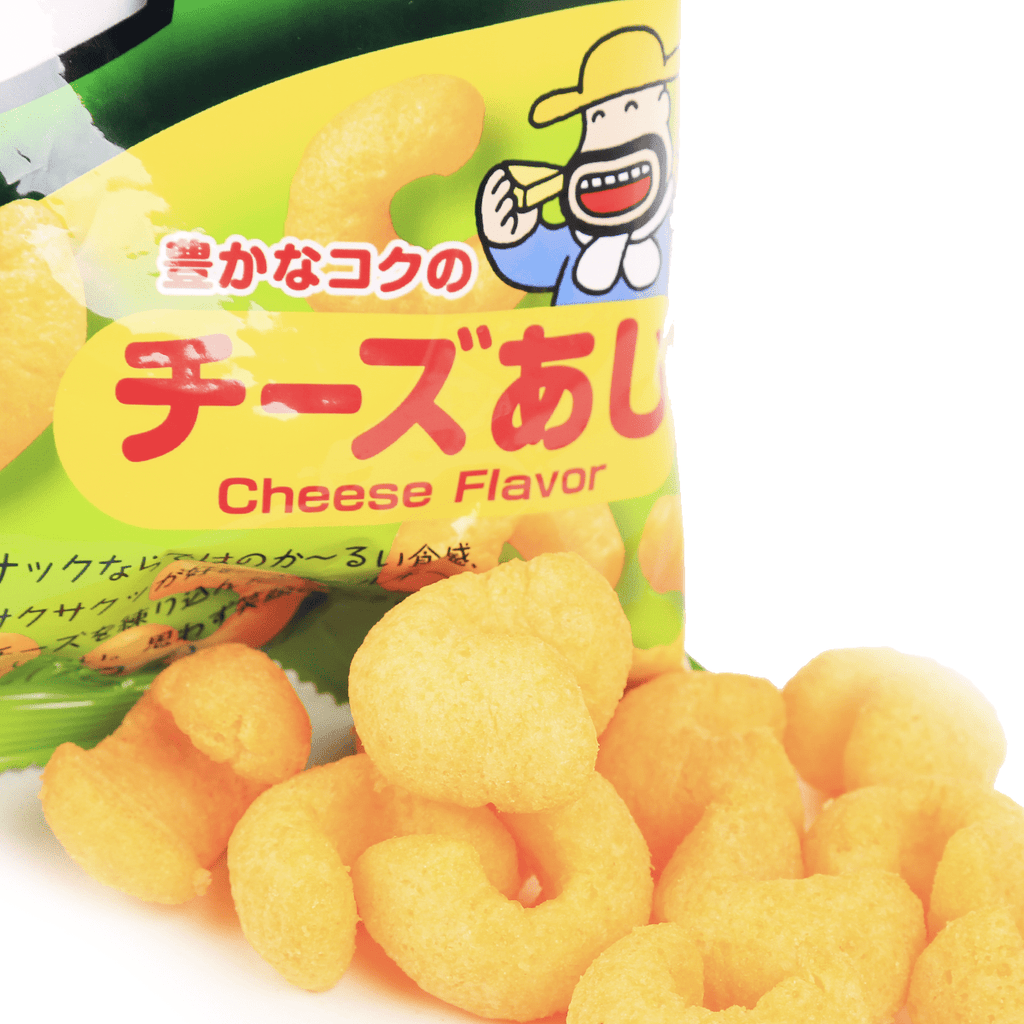 Meiji Karl Cheese Bag - 72g Snackoo