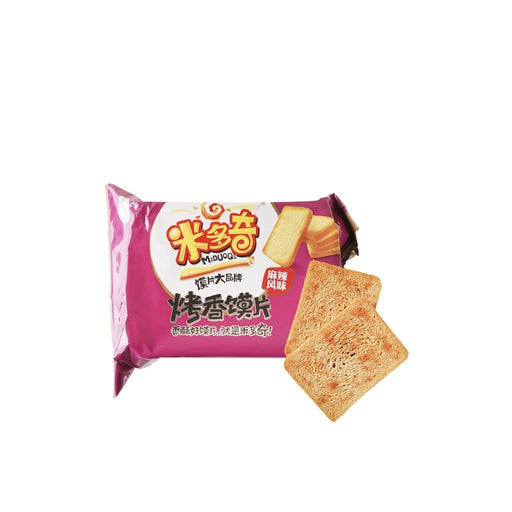 Miduoqi Toasted Bread Slice Spicy Flavor Snackoo