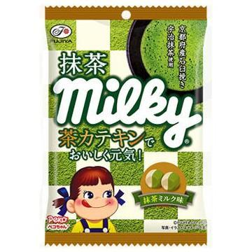 Milky - Matcha candy--3.6g Snackoo