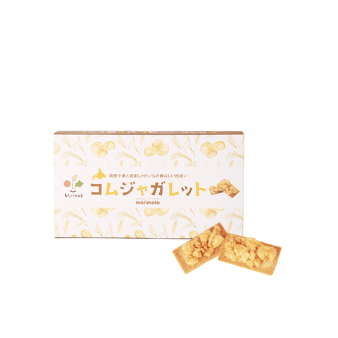 Morimoto Butter Cookie - 6 PCS Snackoo