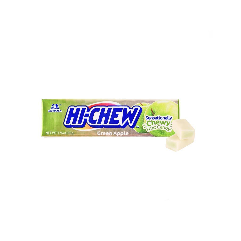 Morinaga Hi Chew Green Apple Flavor Snackoo