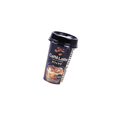 Moriyama Cafe Latte - 220ml Snackoo