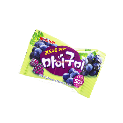 My Gummy Chewy Grape Snackoo