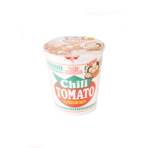 Nissin Chili Tomato Cup Noodle - 75g Snackoo