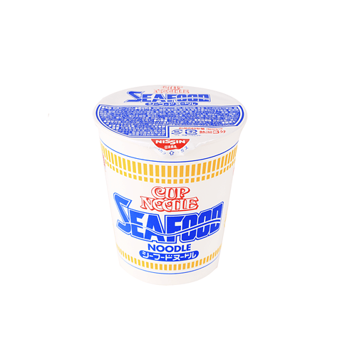 Nissin Seafood Cup Noodle - 75g Snackoo