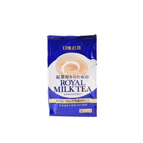 Nitto Kocha Royal Milk Tea - 10 PCS Snackoo