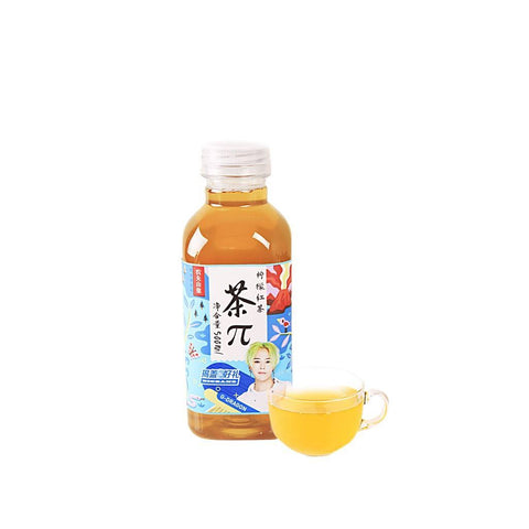 Nongfuspring Cha-Pi Lemon Black Tea Snackoo