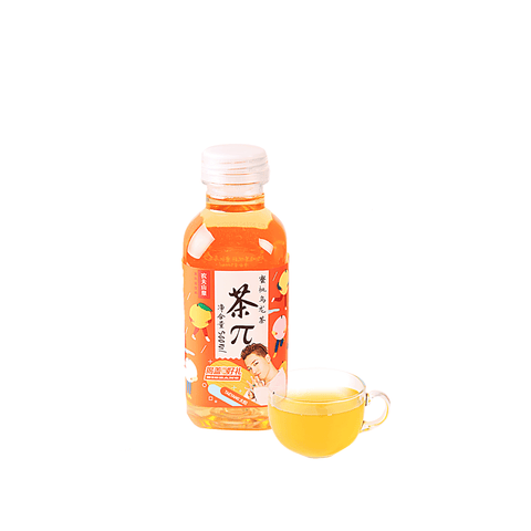 Nongfuspring Peach Oolong Tea Snackoo