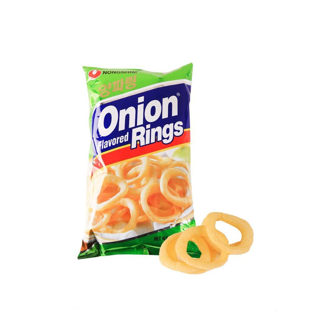 Nongshim Onion Rings - 90g Snackoo