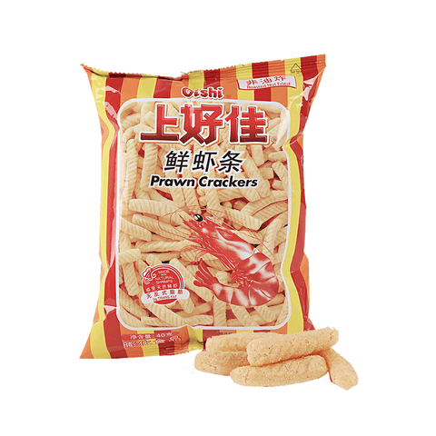 Oishi Prawn Cracker Original - 40g Snackoo