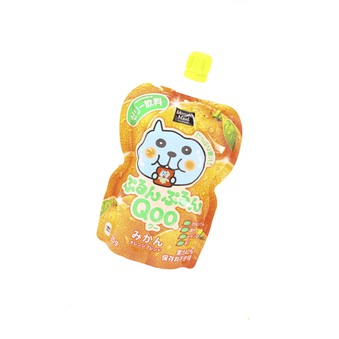 Orange Jelly Drink - 125g Snackoo