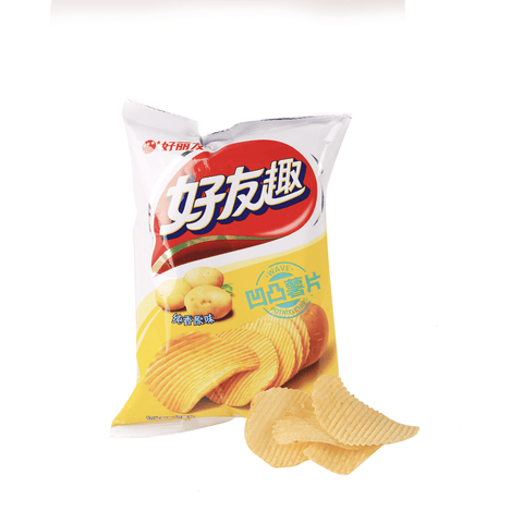 Orion Potato Chip Original Flavor - 45g Snackoo