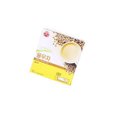 Ottogi Job's Tears Tea - 15 PCS Snackoo