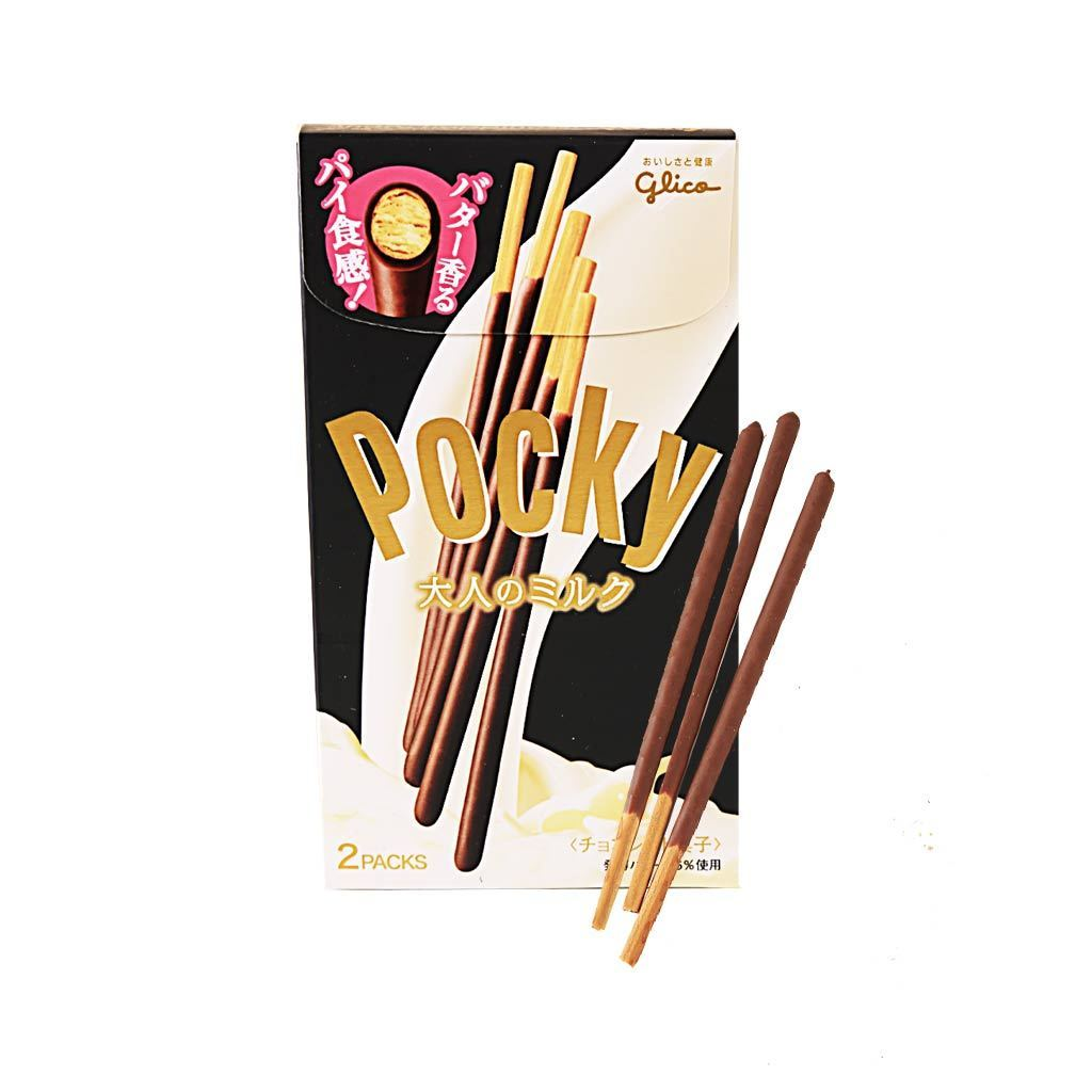 Pocky Chocolate Adult Milk Snackoo