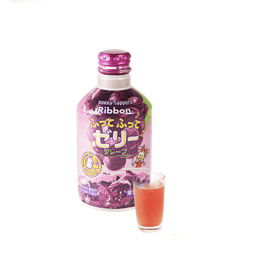 Pokka Futte Futte Jelly Grape - 275g Snackoo