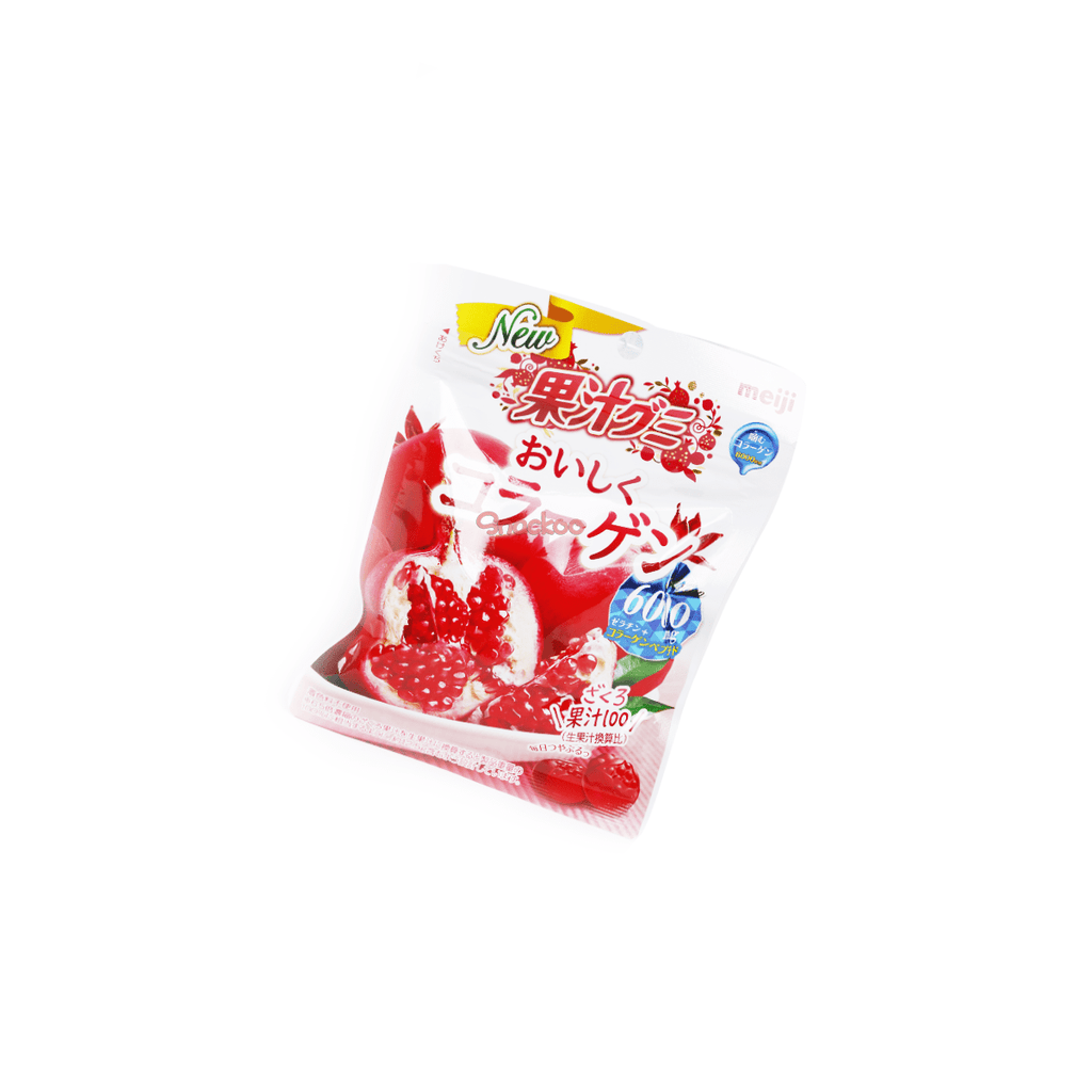 Pomegranate Collagen Gummies - 81g Snackoo
