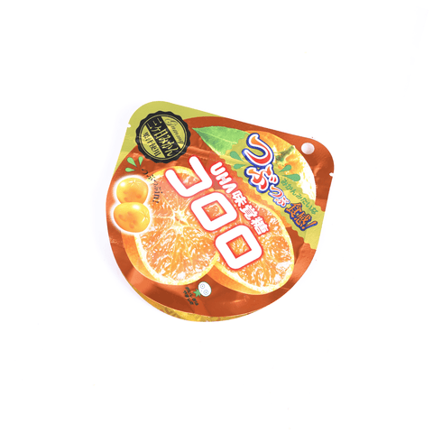 Premium Orange Gummy - 40g Snackoo