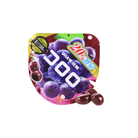 Premium Pure Grape Gummy - 40g Snackoo