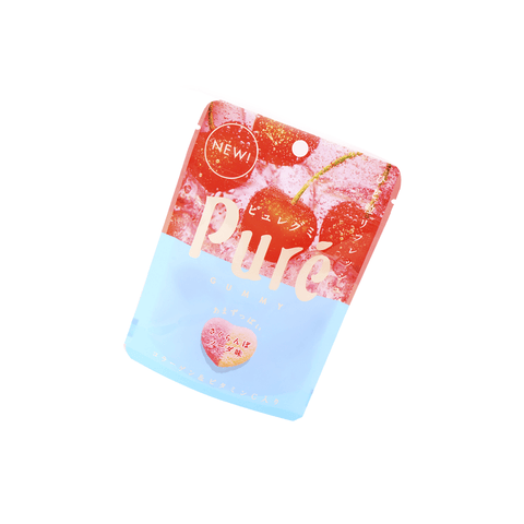 Pure Cherry Soda Gummy - 56g Snackoo