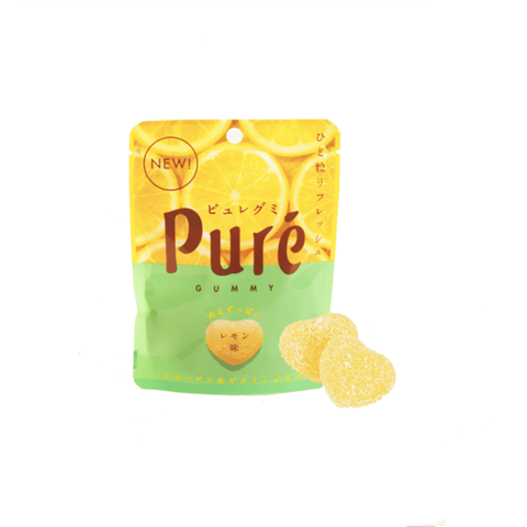 Pure Lemon Gummy - 56g Snackoo