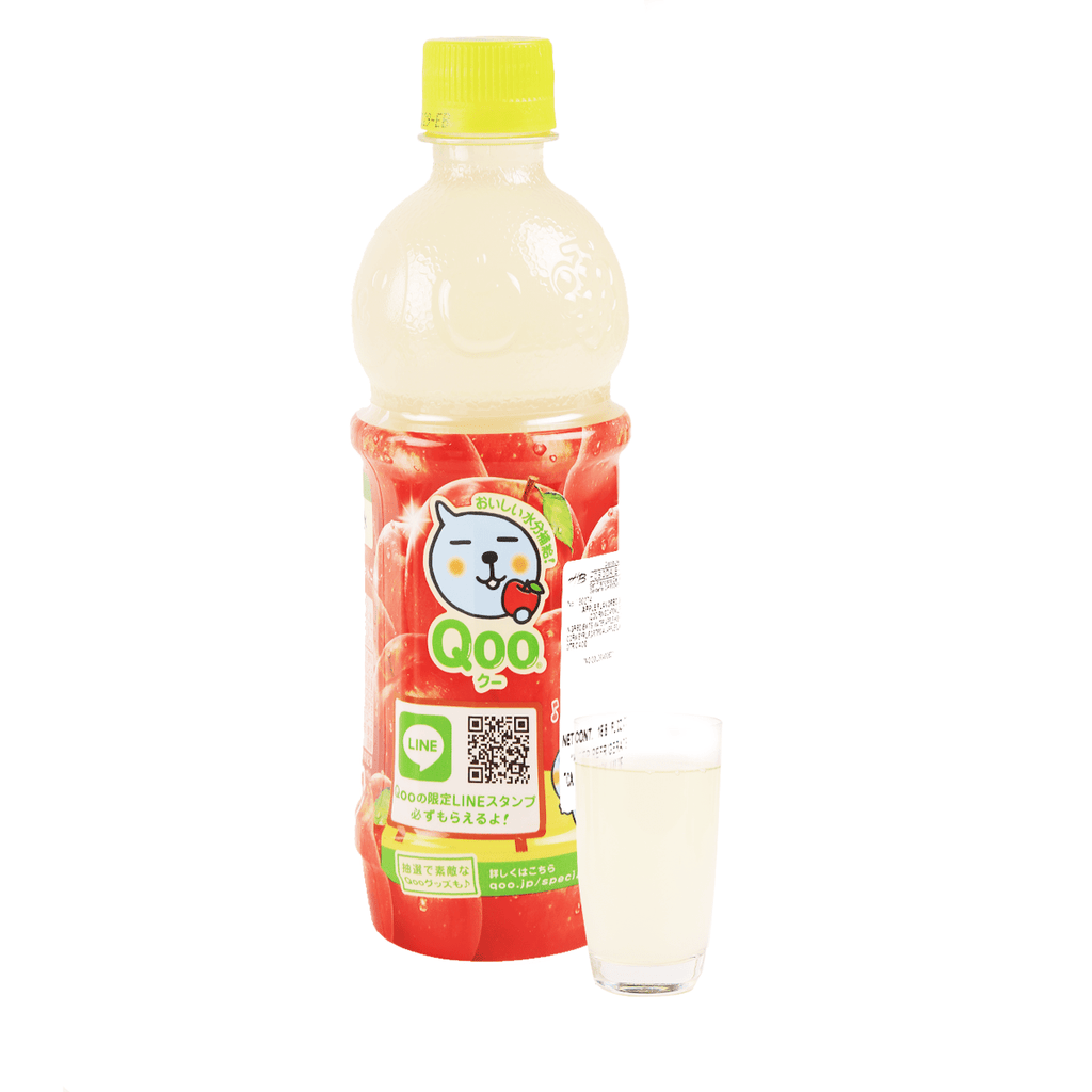 Qoo Apple Drink - 470ml Snackoo