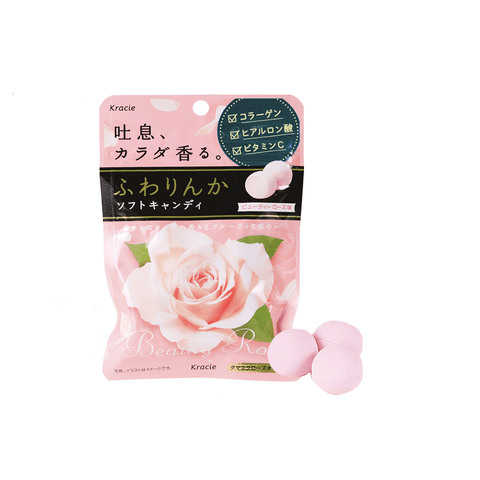 Rose Candy - 32g Snackoo