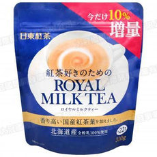 Royal Milk Tea [strong] Nitto Black Tea 310g Snackoo