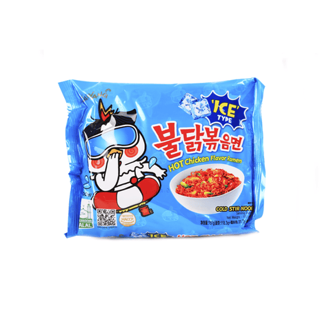 Samyang Hot Chicken Ramen ICE Type - 151g Snackoo