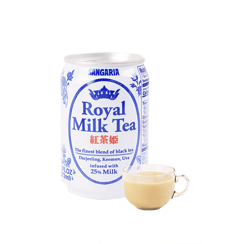 Sangaria Royal Milk Tea - 272ml Snackoo