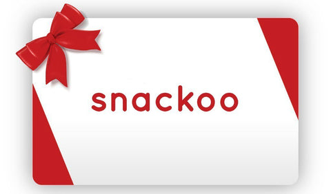 Snackoo Gift Card - Email Delivery Snackoo