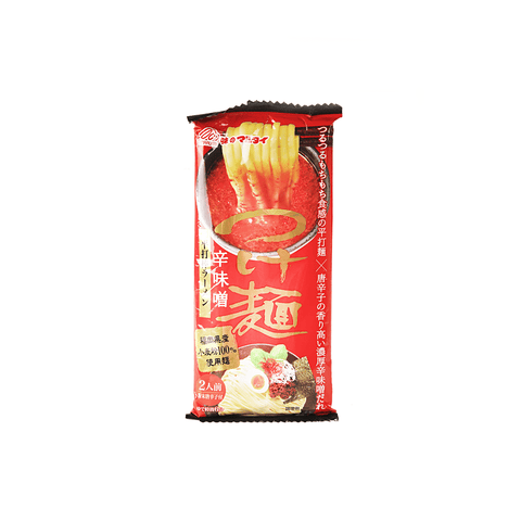 Spicy Miso Dipping Style Noodle - 212g Snackoo