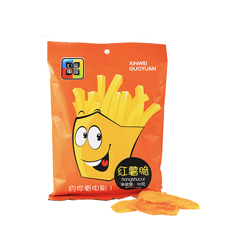 Sweet Potato Chips - 90g Snackoo