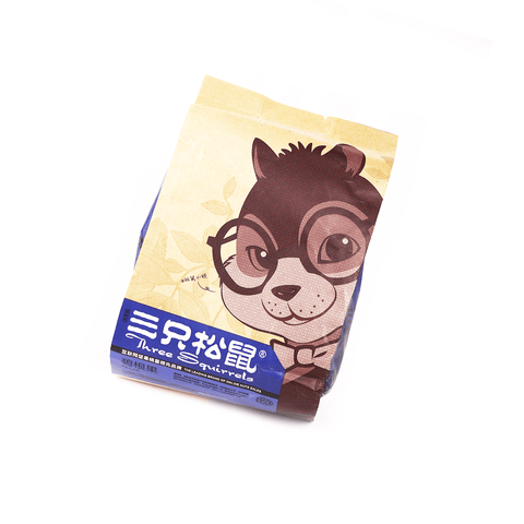 Three Squirrels Pecan Nut - 210g Snackoo