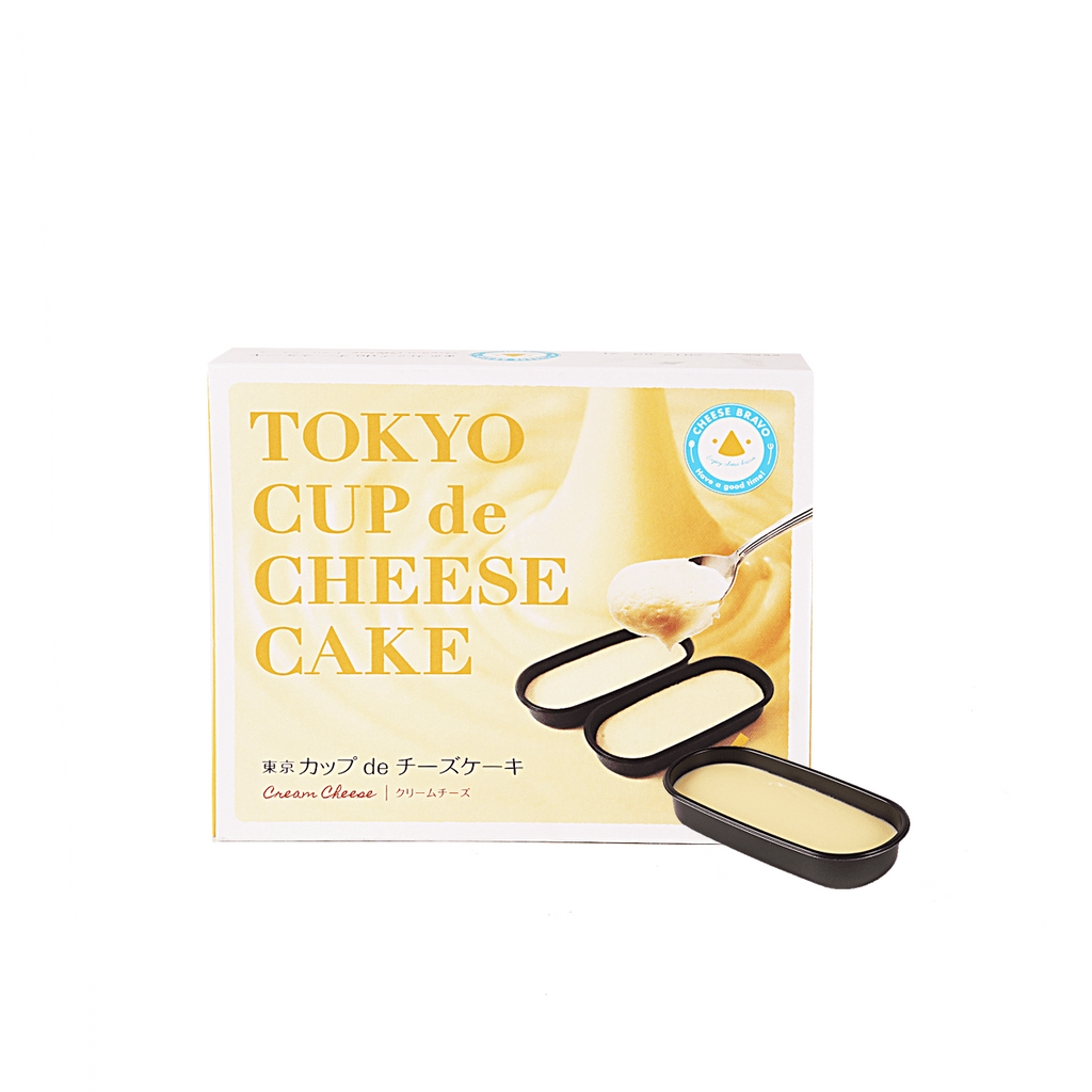 Tokyo Cheesecake Cups - 6 PCS Snackoo