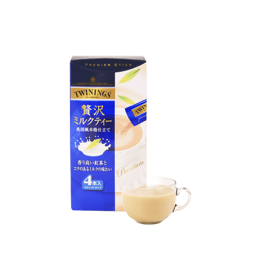 Twinnings Zeitaku Milk Tea - 4 PCS Snackoo