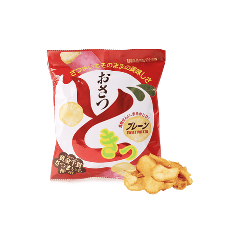 UHA Sweet Potato Snack - 65g Snackoo