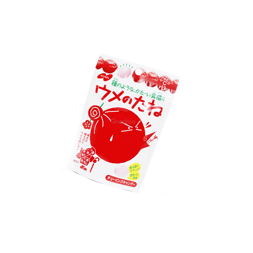 Ume No Tane Plum Candy - 35g Snackoo