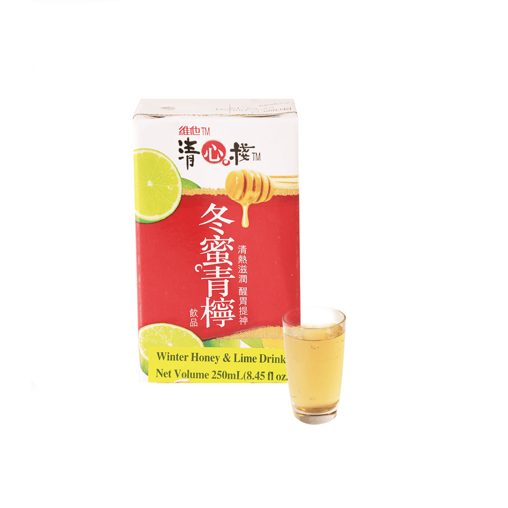 Vita Winter Honey & Lime Drink - 250ml Snackoo