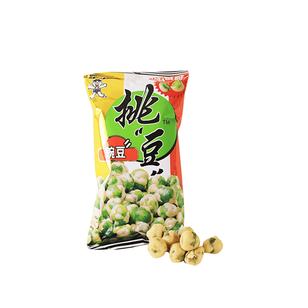 Want Want Fried Pea - 45g Snackoo